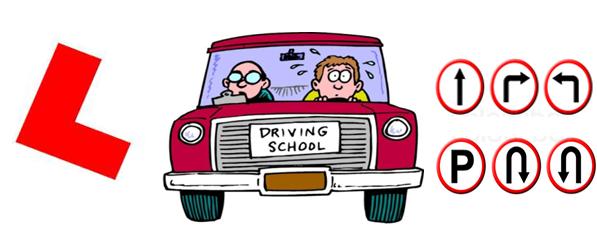 Publicitate pentru scolile auto